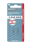 Maglite Lk3a001 Solitaire Replacement Lamp 2-pack